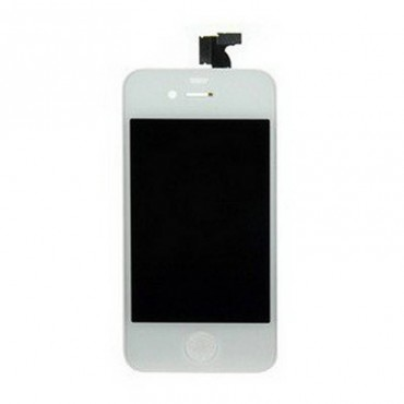 pantalla completa iphone 4s blanca