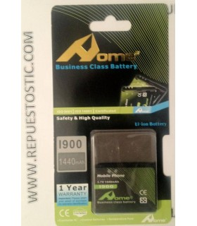bateria para Samsung I900, I8000, I7500 Galaxy, NEXUS S I9023, I9020