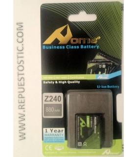 BATERIA PARA SAMSUNG Z240,E950, U900,
