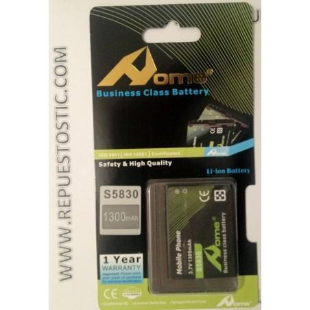 bateria para Samsung S5660 Galaxy GIO, S5830 Galaxy ACE, S6500 MINI 2