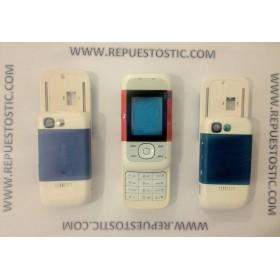 Carcasa Nokia 5200 Azul