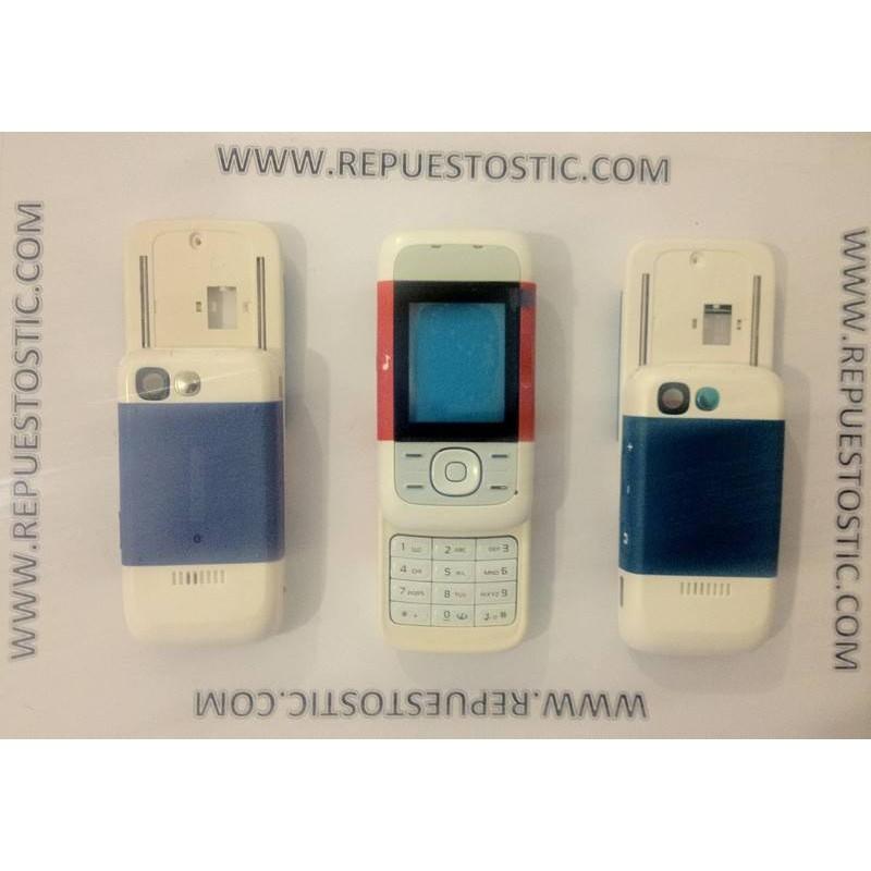 Carcaça Nokia 5200 Azul