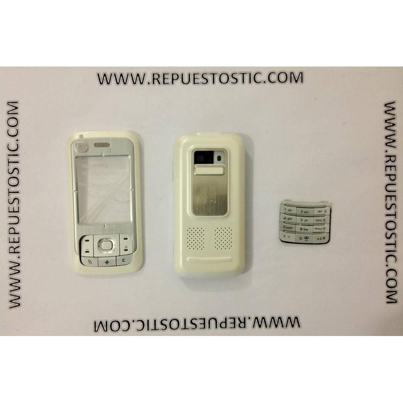 Carcaça Nokia 6110 Branca