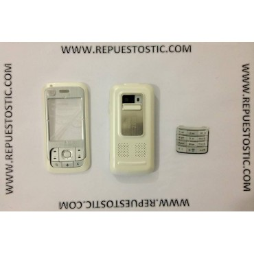 Carcasa Nokia 6110 Blanca