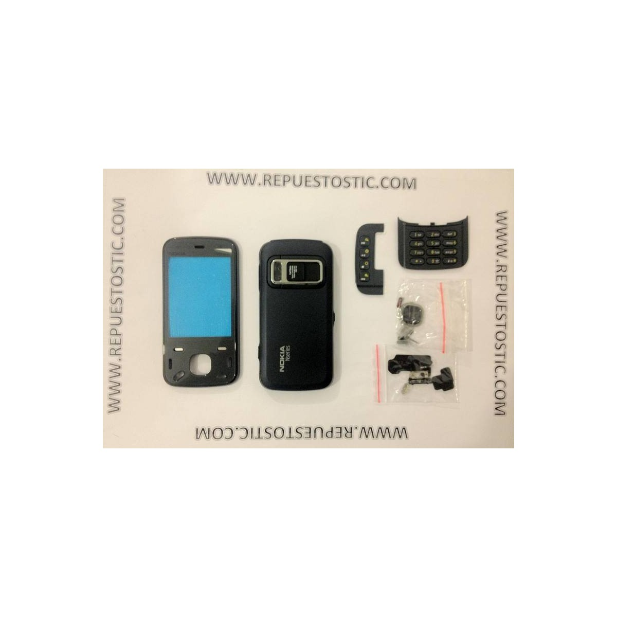 Carcasa Nokia N86 Completa