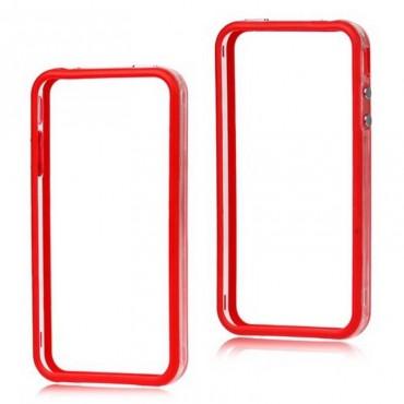 Bumper iphone 4/S rojo