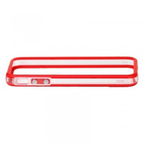Bumper iphone 4/S rojo