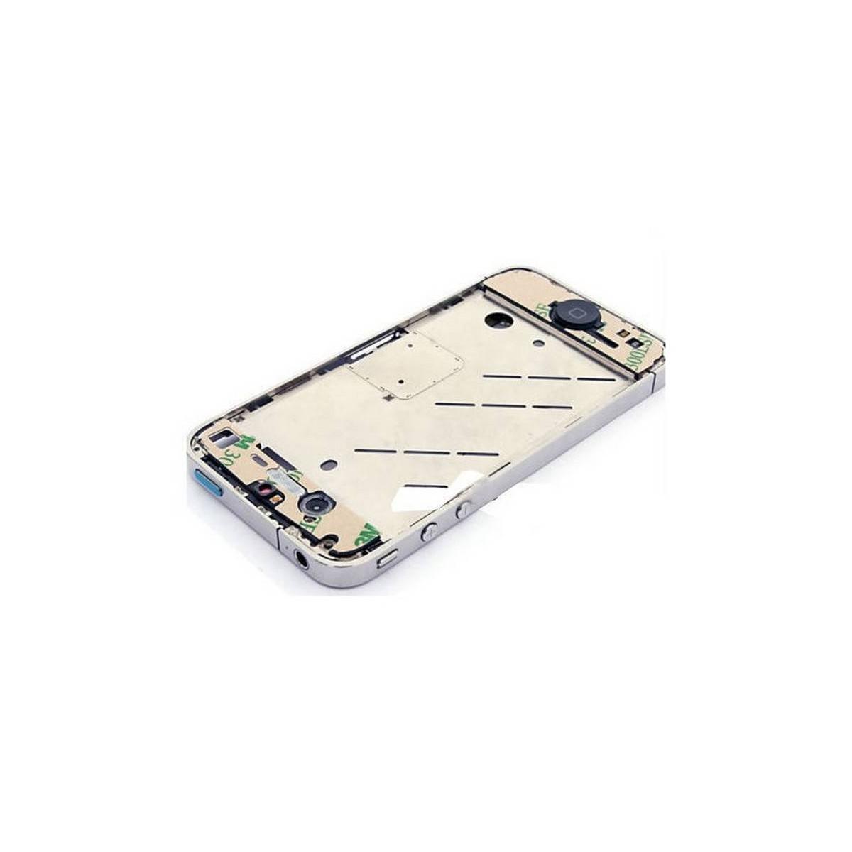 Carcasa trasera, chasis central y antenas de iPhone 4S