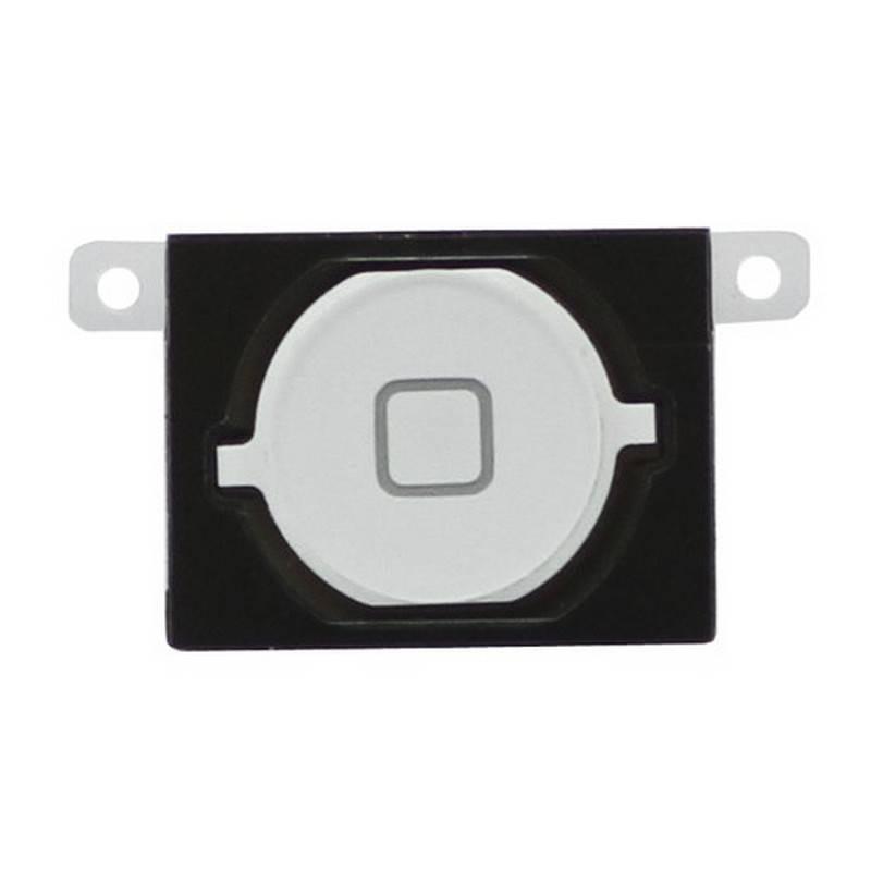 Botón de menú home blanco para iPhone 4S