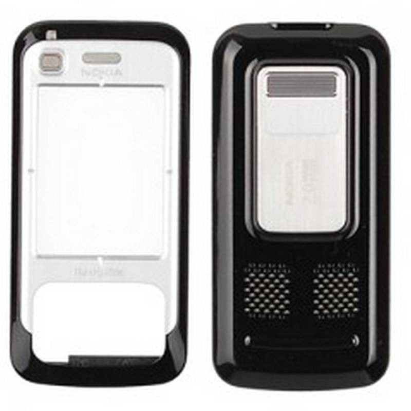 Carcaça Nokia 6110 Preto e Gris
