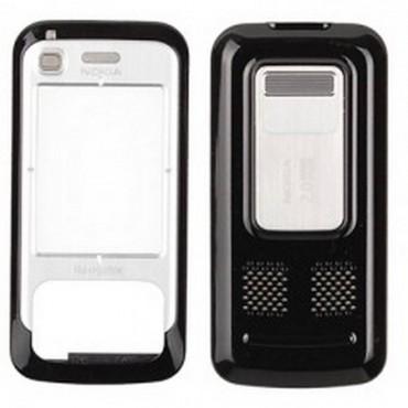 Carcaça Nokia 6110 Preto e Cinza