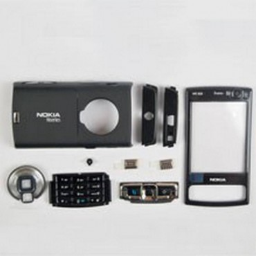 Carcaça Nokia N95 8GB cor PRETO