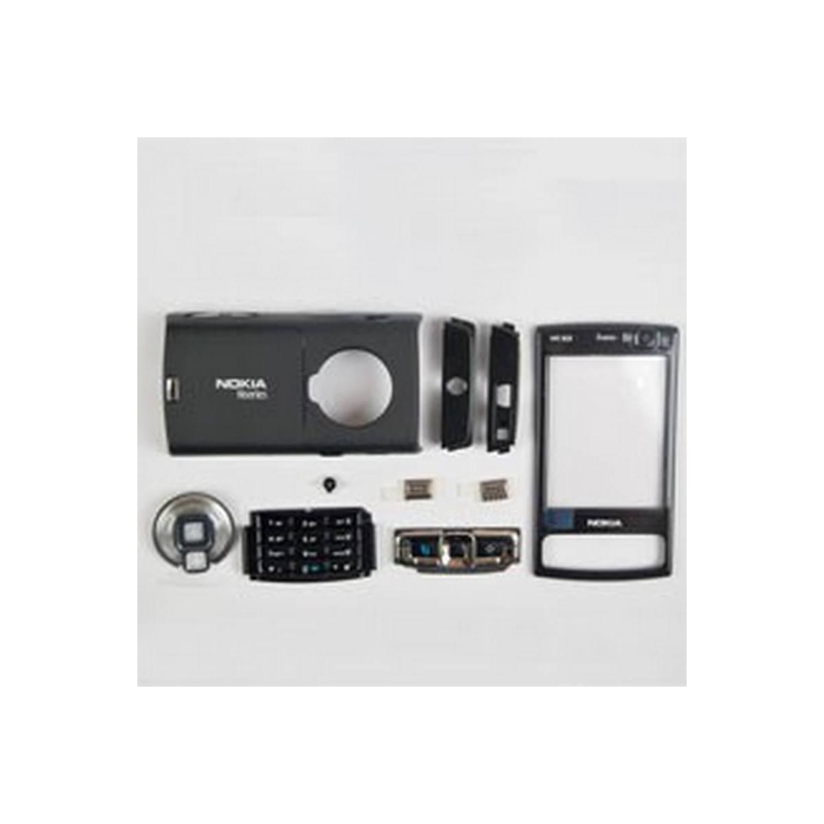 Carcaça Nokia N95 8GB COLOR PRETO