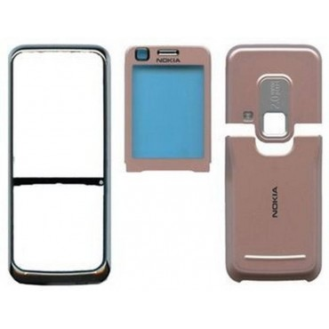 Carcaça Nokia 6120 Rosa