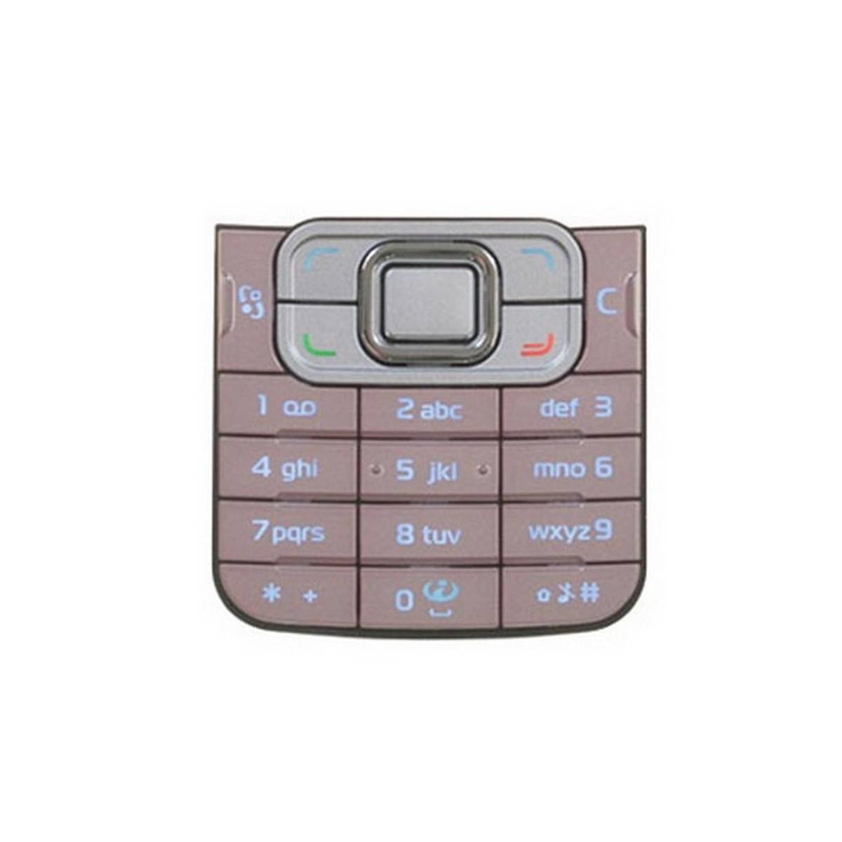Carcasa Nokia 6120 Completa Rosa