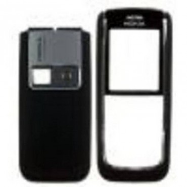 Carcaça Nokia 6151 Preta Completa com Teclado