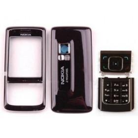 Carcaça Nokia 6288 Carcaça Preta Completa
