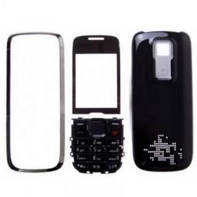Carcaça Nokia 5130 Preto Completa