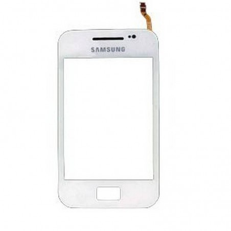 Ecrã tactil (Digitalizador) de Samsung S5830 Galaxy ACE cor branco