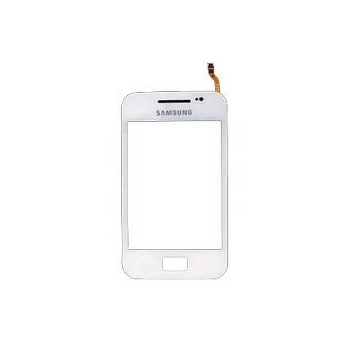 Pantalla táctil (Digitalizador) de Samsung S5830 Galaxy ACE	COLOR BLANCO