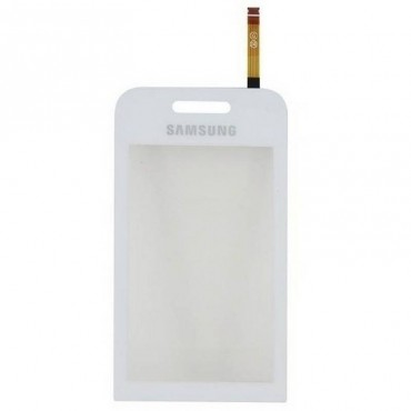 táctil para Samsung S5230 Rosa fuerte