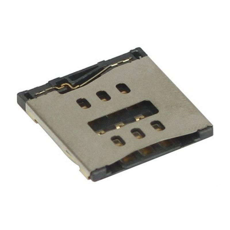 Conector celda sim para iphone 5