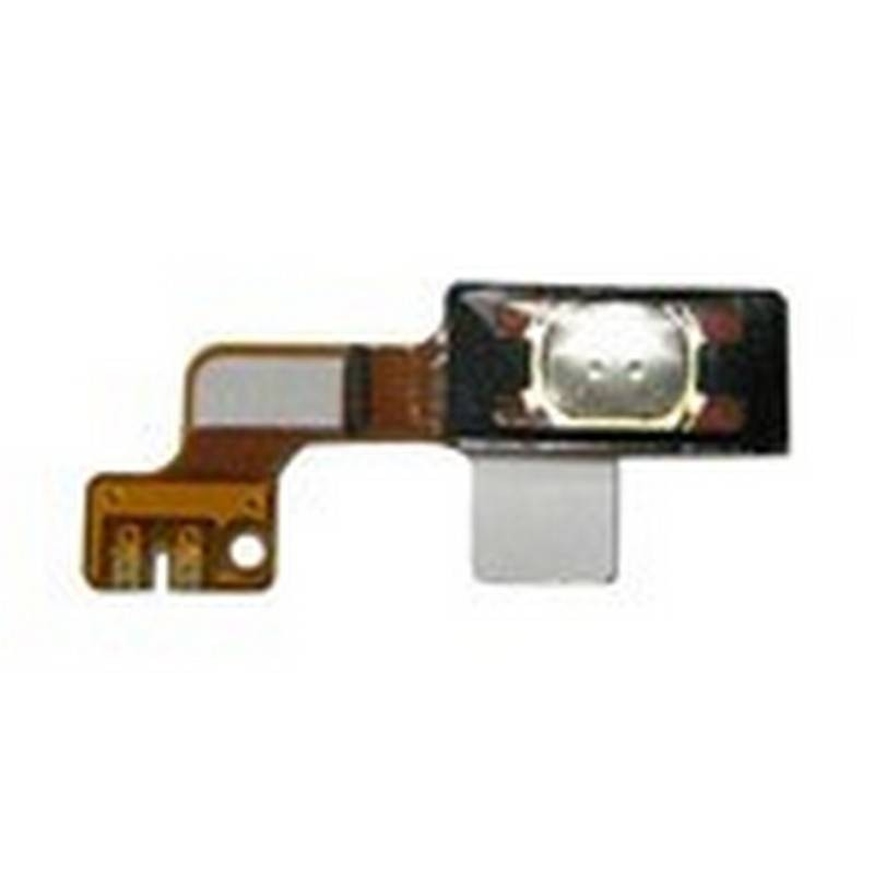 Cabo flex com interruptor de encendido/apagado de Samsung GT-I9000 Galaxy S,GT-I9001 Galaxy S Plus, GT-I9003 Galaxy SCL SL