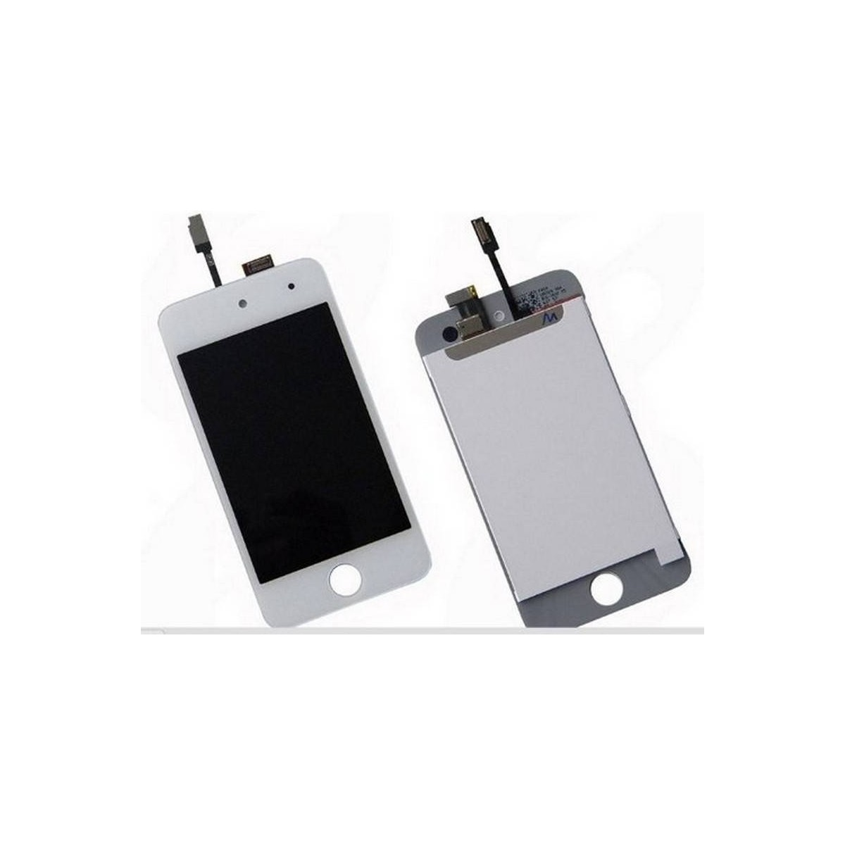 Ecrã (Display) completa para iPod Touch 4th generación em branco