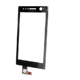 Pantalla digitalizadora, ventana táctil de Sony Xperia U ST25i