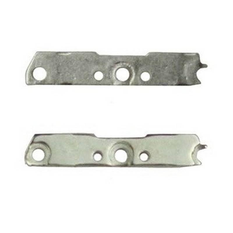 Suporte de metal para el cabo flex de volume del iphone 4