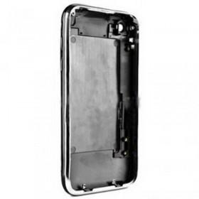 carcaça traseira PRETO com marco metalico iphone 3GS de 16GB