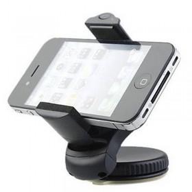 Soporte Giratorio Universal de Parabrisas de Coche para Todo Tipo de Teléfono Móvil