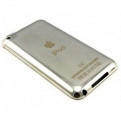 Carcasa Tapa Trasera Metalica Aluminio Ipod Touch 4g 16gb