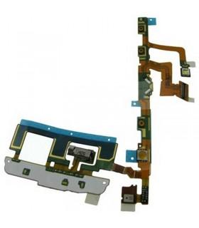 flex Sony Ericsson VIVAZ, U5 Cabo Flex com membrana teclado
