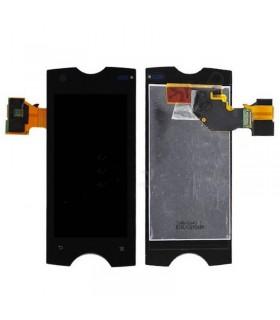Display completo con pantalla digitalizadora y ventana tactil para Sony Ericsson Xperia Ray ST18i