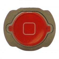 Botão de menú home rojo para iPod Touch 4th generación