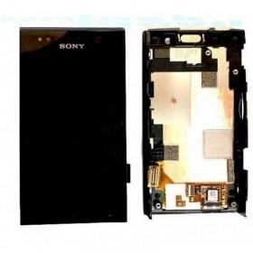 Pantalla completa Sony Xperia U ST25i