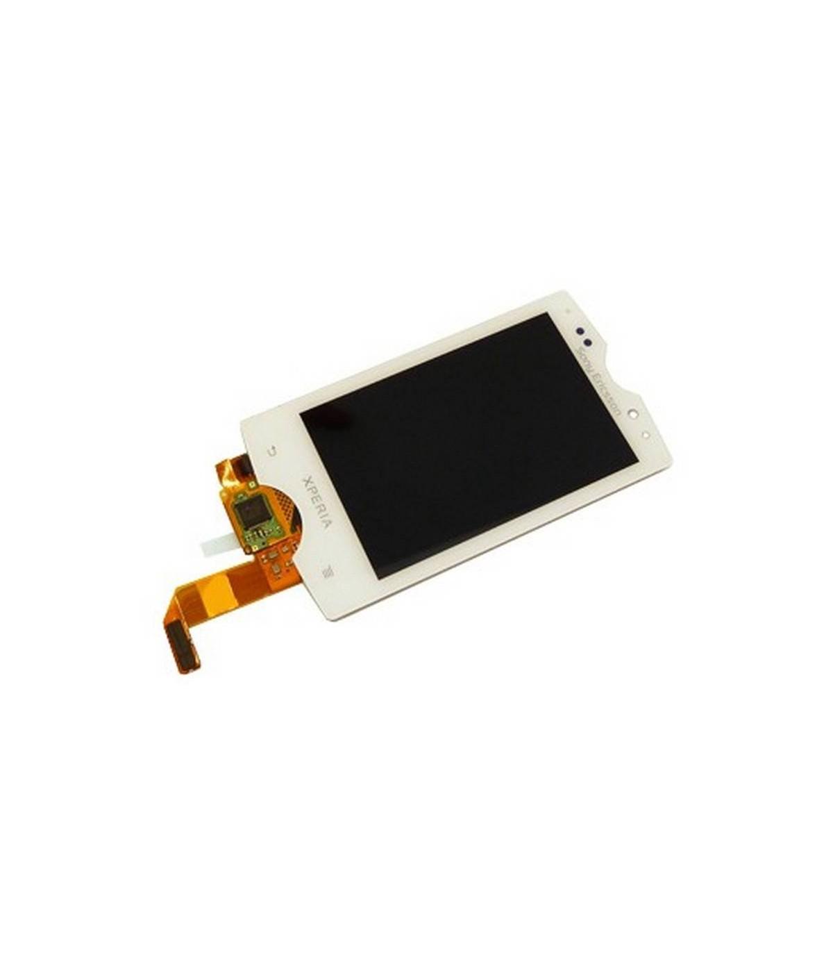 Ecrã Completa tactil+lcd Sony Ericsson Mini Pro SK17i branca