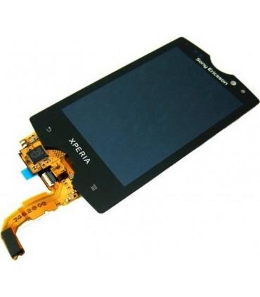 Ecrã Sony Ericsson Mini Pro SK17i preta