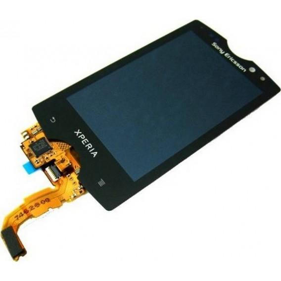 Pantalla Sony Ericsson Mini Pro SK17i negra