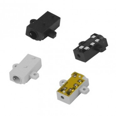 conector auricular iPhone 4S NEGRO