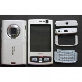 carcasa blanca para nokia N95 8GB COMPLETA