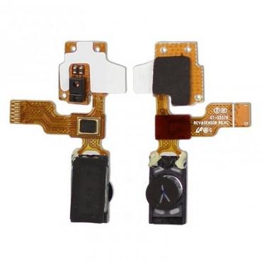 Cable flex con altavoz auricular+ MICROFONO de Samsung Galaxy Mini S5570