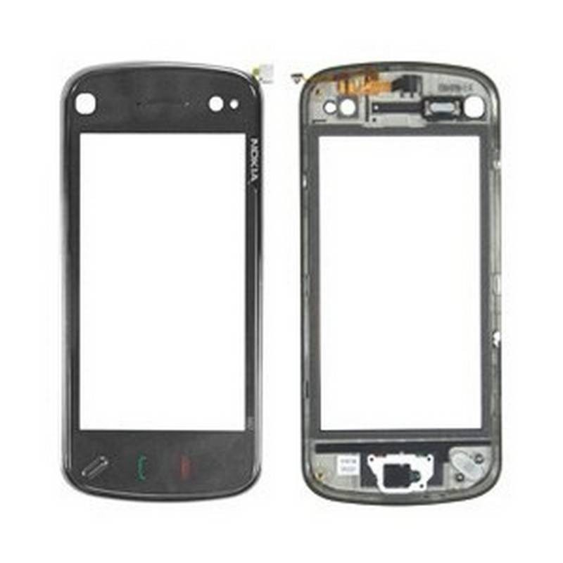 Ecrã tactil para NOKIA N97 mini PRETA