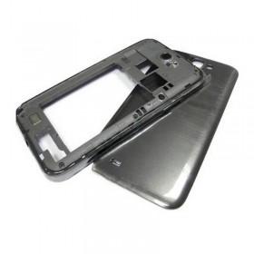 carcasa Samsung Galaxy Note 2 N7100 Gris