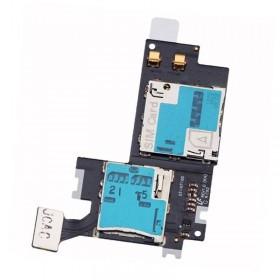 Flex lector sim, tarjeta memoria, Samsung Note II n7100