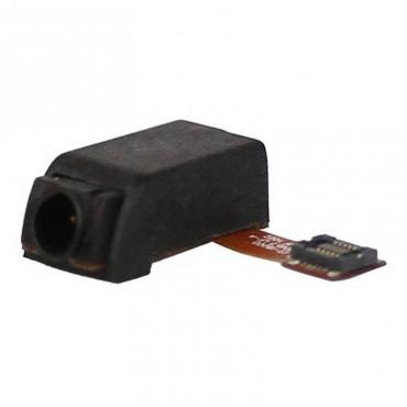 Conector de fone de ouvidoes com cabo flex para Samsung I8000