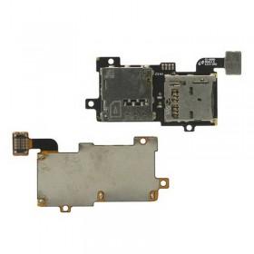 Flex lector sim, tarjeta memoria, Samsung GALAXY S3, I9300