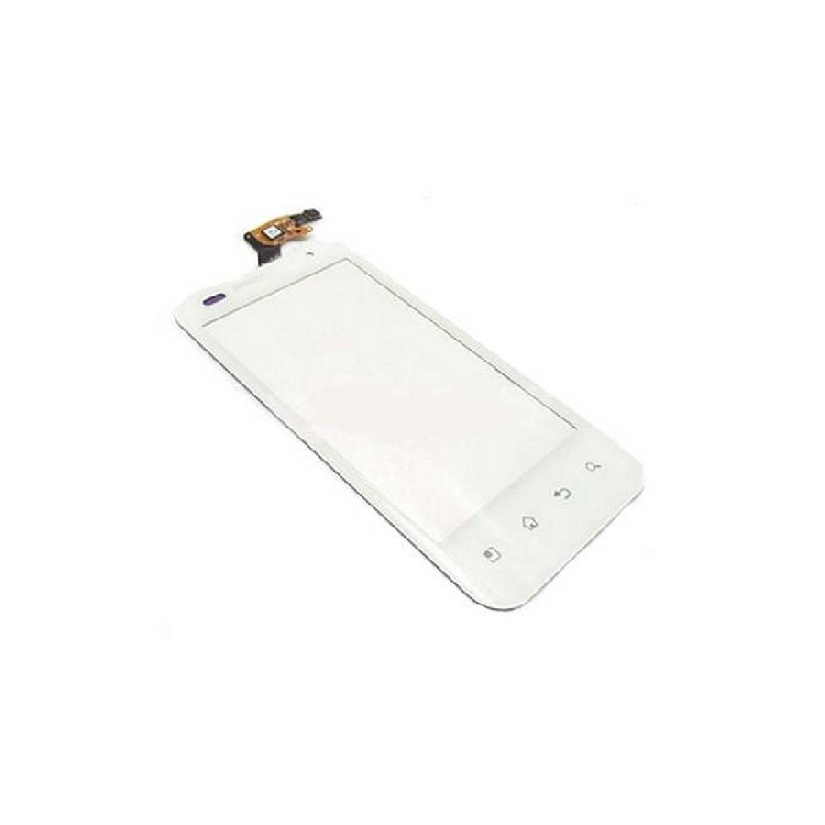 Tactil LG P990 Optimus Speed 2X pantalla blanca