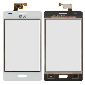 Pantalla Tactil LG E610 L5 blanco